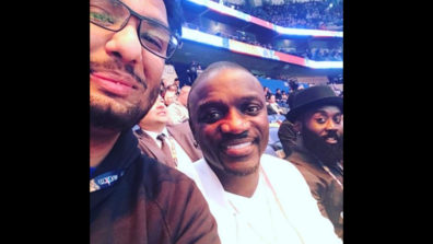 Tanmay Bhat and Gursimran Khamba's Hilarious Fan Boy Moments at the NBA All-Star Weekend 2017