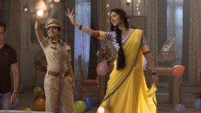 Woh…Apna  Sa's Disha Parmar recreates 'Dabangg' magic 2