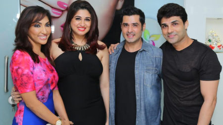 Celebs galore at RSB Wellness Clinic's brand building event