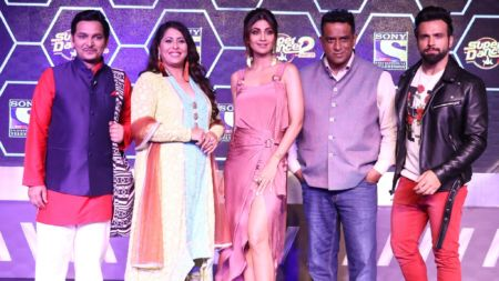 Launch of Sony TV's Super Dancer Chapter 2 9
