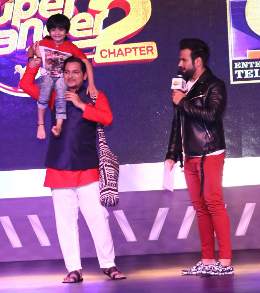 Launch of Sony TV's Super Dancer Chapter 2 10