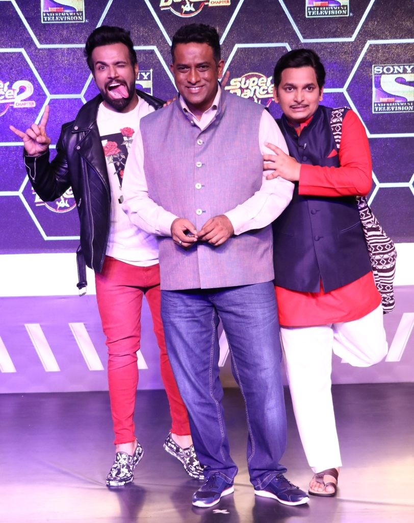 Launch of Sony TV's Super Dancer Chapter 2 8