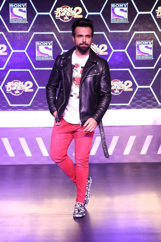 Launch of Sony TV's Super Dancer Chapter 2 6