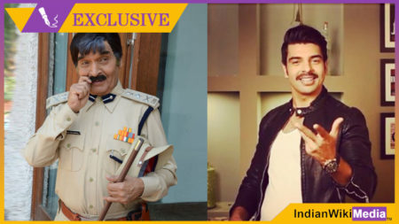 Asrani and Vipul Roy in SABTV's Partners
