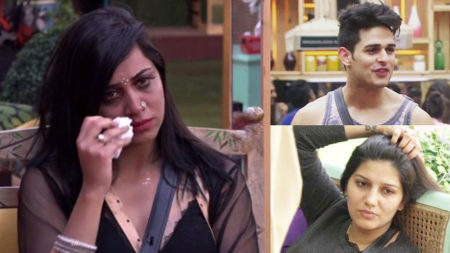 Bigg Boss 11: FIR against Priyank Sharma and Sapna Choudhary for joking about Arshi Khan's legal case