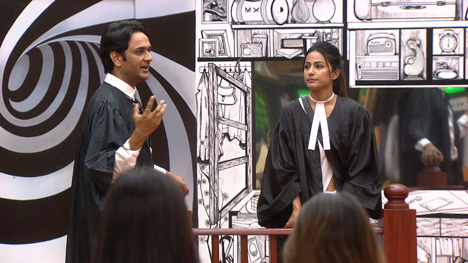 Vikas claims Hina 'The biggest vamp in the Bigg Boss House'