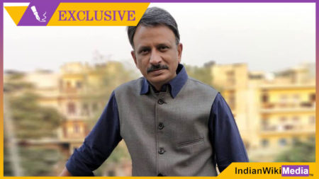 Bollywood actor Rajesh Tailang in Amazon Prime's web-series Mirzapur