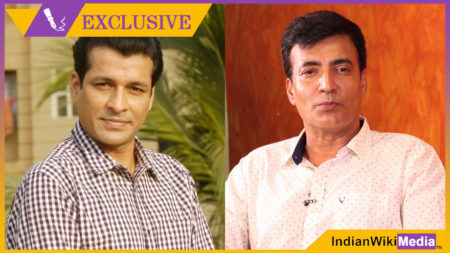 Chetan Pandit replaces Narendra Jha in Discovery JEET's Swami Baba Ramdev: The Untold Story