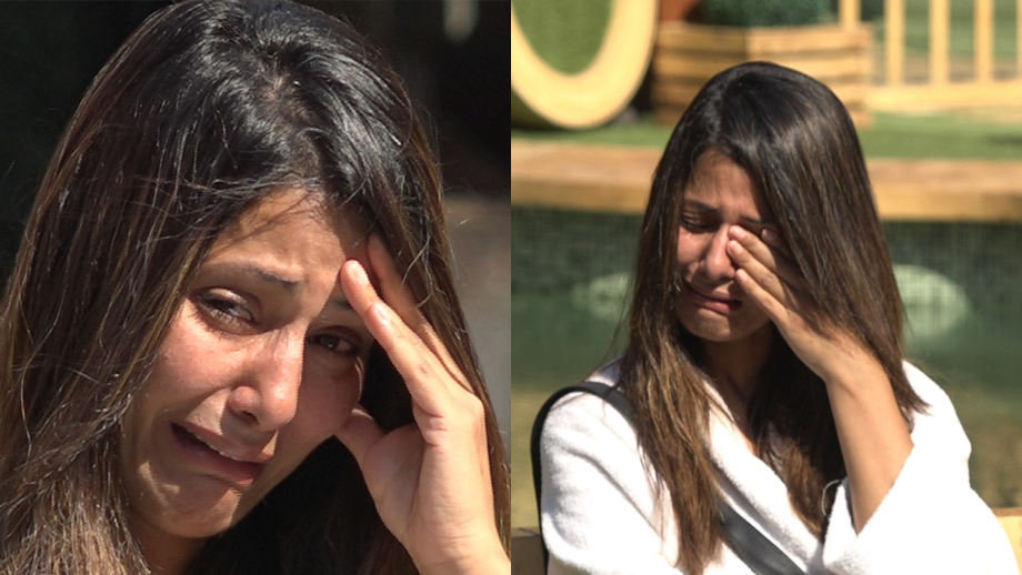 Hina Khan to have an emotional breakdown in the Bigg Boss house