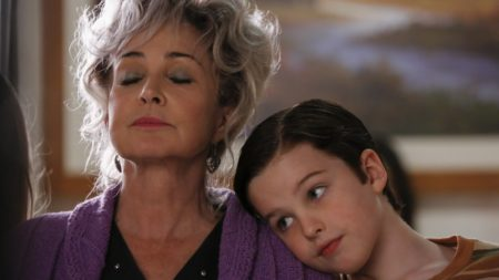 In an all-new episode, catch the debut of Young Meemaw on Young Sheldon