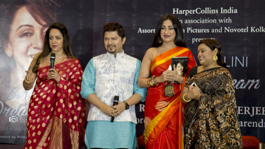 In pics: Beyond the Dream Girl Book Launch in Kolkata 12