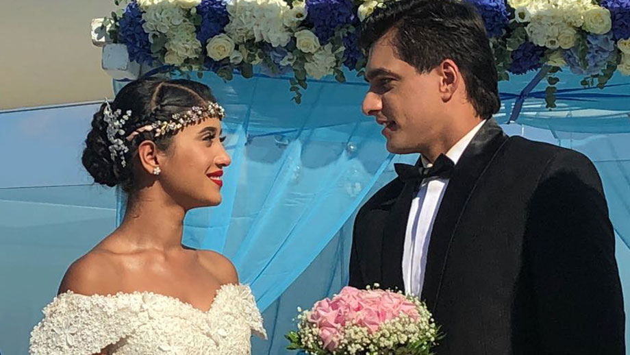 Kartik and Naira's Greek Wedding to strengthen their bond in Star Plus' Yeh Rishta