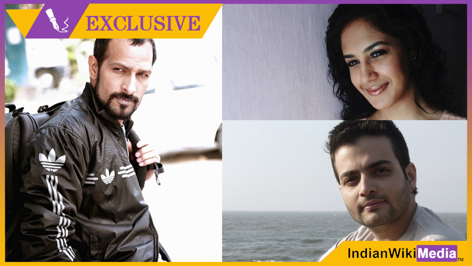 Mahesh Balraj, Shriswara and Deepal Doshi in Discovery JEET's Swami Baba Ramdev: The Untold Story