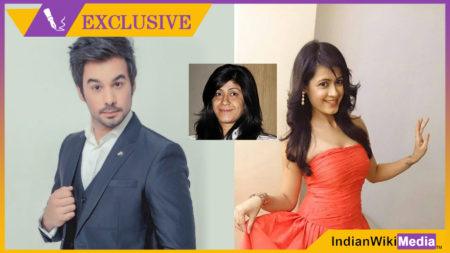 Manish Goplani and Sonia Balani in Ila Bedi's 'Detective Didi' for Zee TV