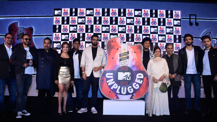 MTV & Royal Stag Barrel Select return with the 7th Season of the iconic show 'MTV Unplugged'