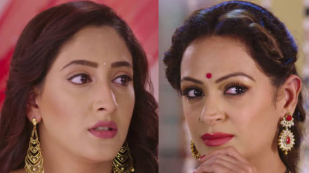 Raavi on a mission to reveal Sangeeta's reality in Zee TV's Dil Dhoondta Hai