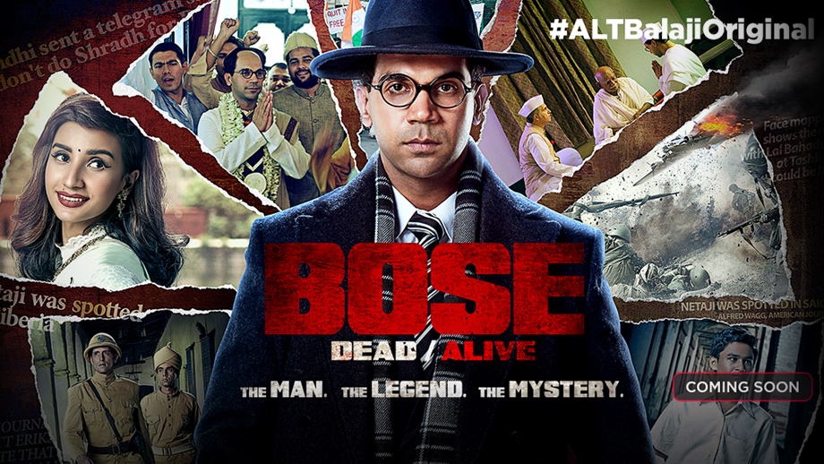 Review: Bose: Dead or Alive on ALTBalaji