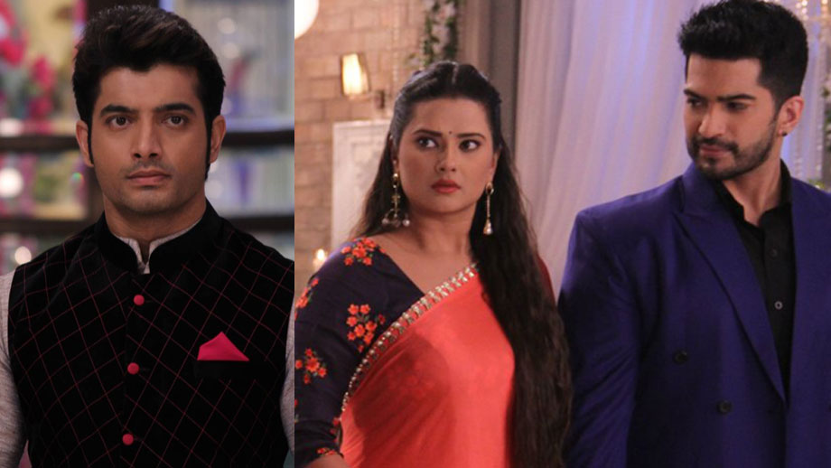 Rishi on a mission to stop Tanuja- Abhishek's marriage in Kasam