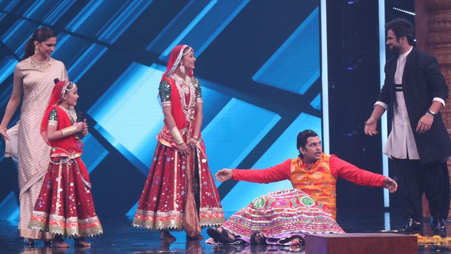 Rithvik Dhanjani takes revenge on Super Dancer Chapter 2
