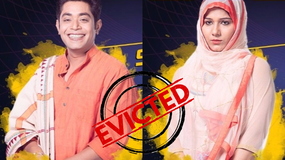 Sabyasachi and Mehjabeen eliminated from Bigg Boss 11
