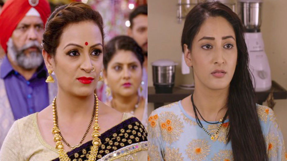 Sangeeta to create problems for Raavi in Dil Dhoondta Hai