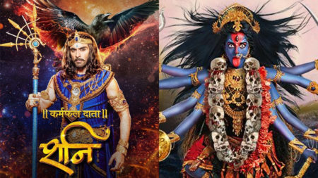 Shani and Mahakali's face-off in Colors' Karamphal Data Shani