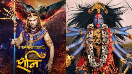 Shani and Mahakali's face-off in Colors' Karamphal Data Shani