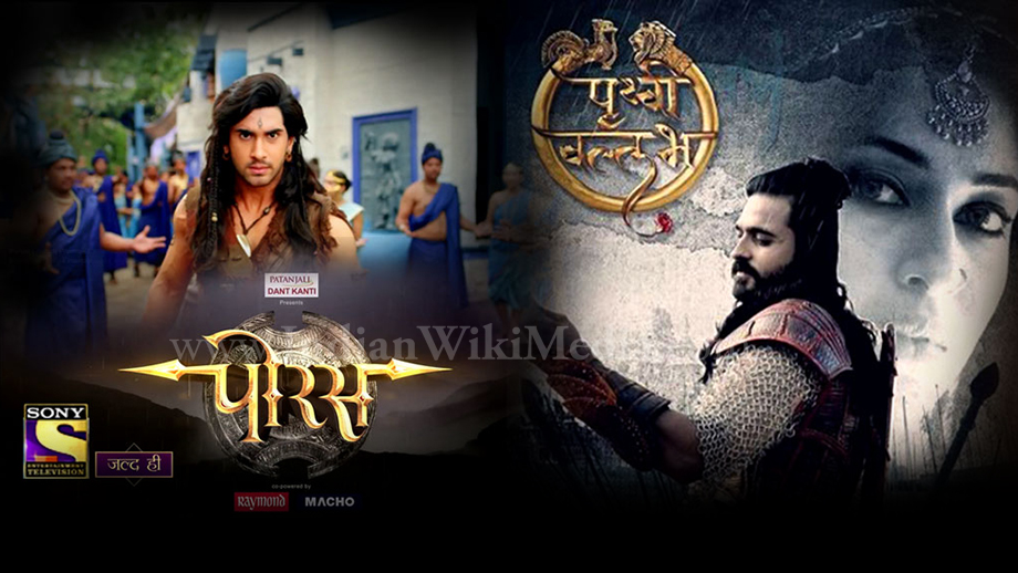 Sony TV's Porus and Prithvi Vallabh: Making small screen large 1