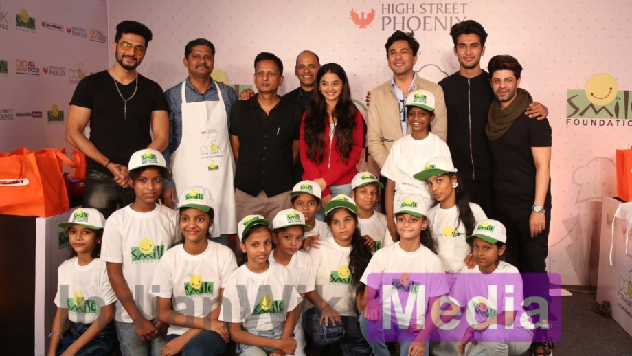 Spreading smile with Smile Foundation 10