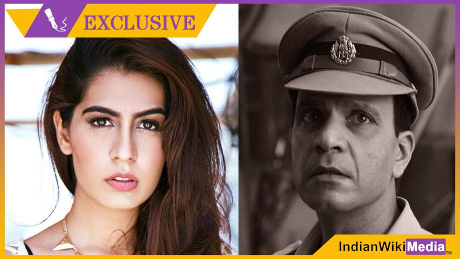 Surleen Kaur and Harssh Singh in Vikram Bhatt's web series Memories