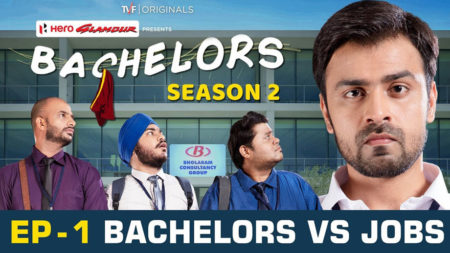 TVF brings back Season 2 of 'Bachelors' after a highly successful Season1