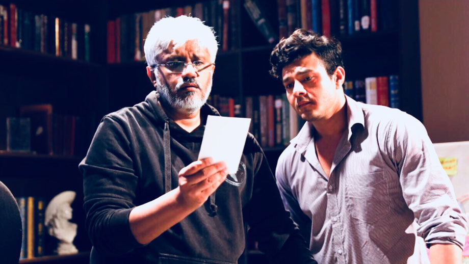 Vikram Bhatt is a realistic actor: Aniruddh Dave