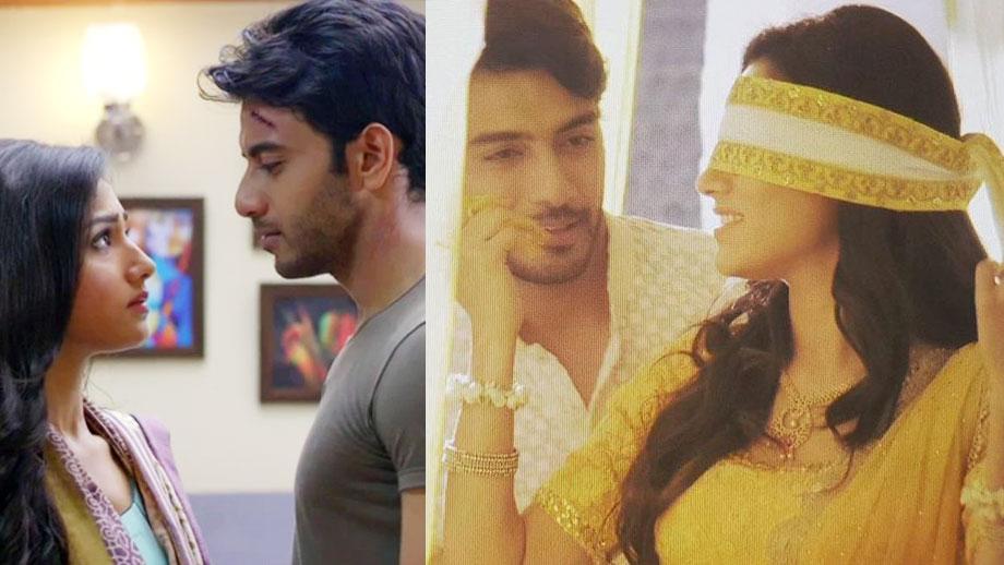 Vyom-Sharanya's sizzling romance on the original track 'Deewangi Teri'