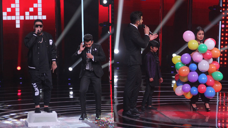 Jay Bhanushali challenges Neha Kakkar and Badshah on The Voice India Kids