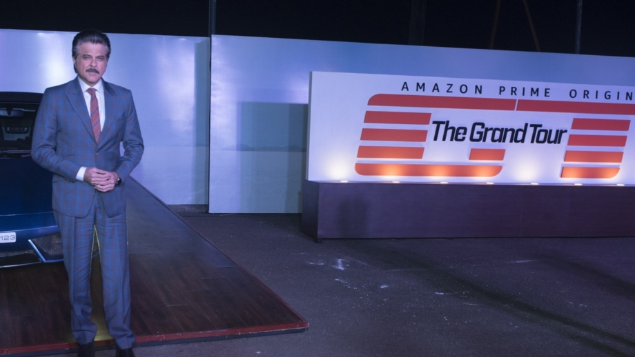 Anil Kapoor hosts a screening of his favorite show – Amazon Original - The Grand Tour Season 2 3