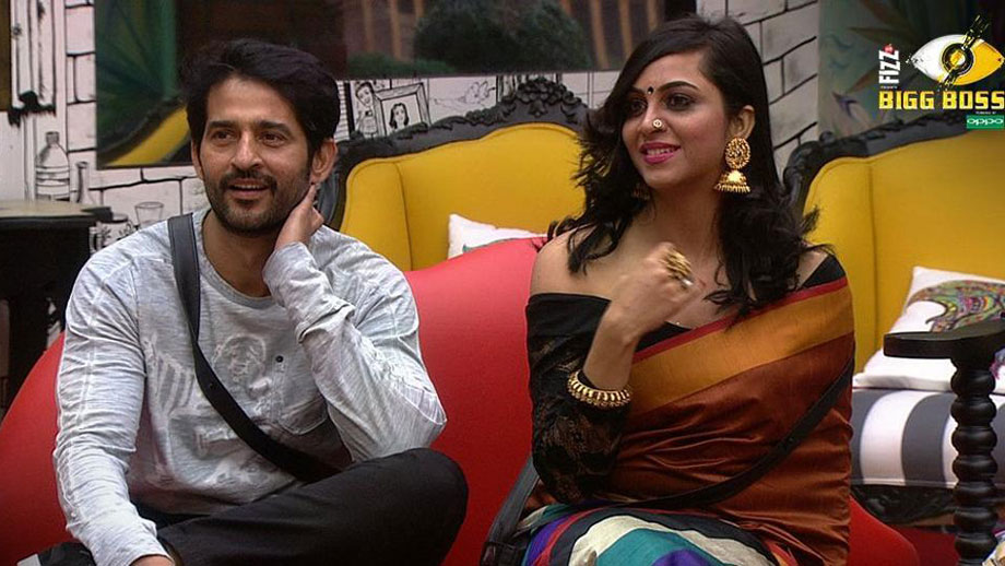 Arshi Khan's 'pregnancy' joke on Hiten in Bigg Boss 11