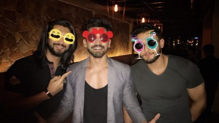 Avinash Mishra's rocking birthday bash 2