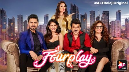 Check out: The first look of ALTBalaji's new web show 'FOURPLAY'