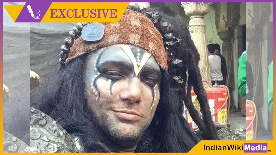Chetan Hansraj to enter Colors' Mahakali | IWMBuzz