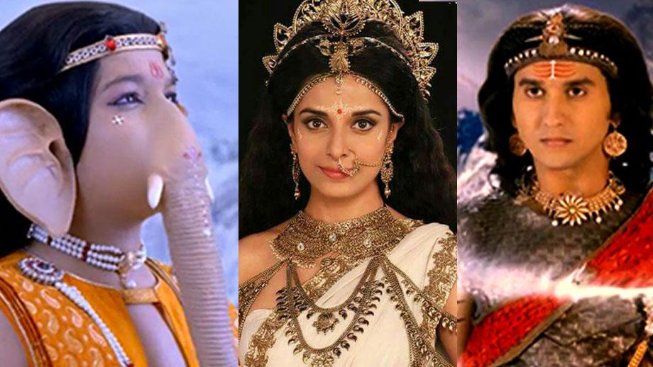 Ganesha and Kartikeya decide to bring back Parvati in Colors' Mahakali