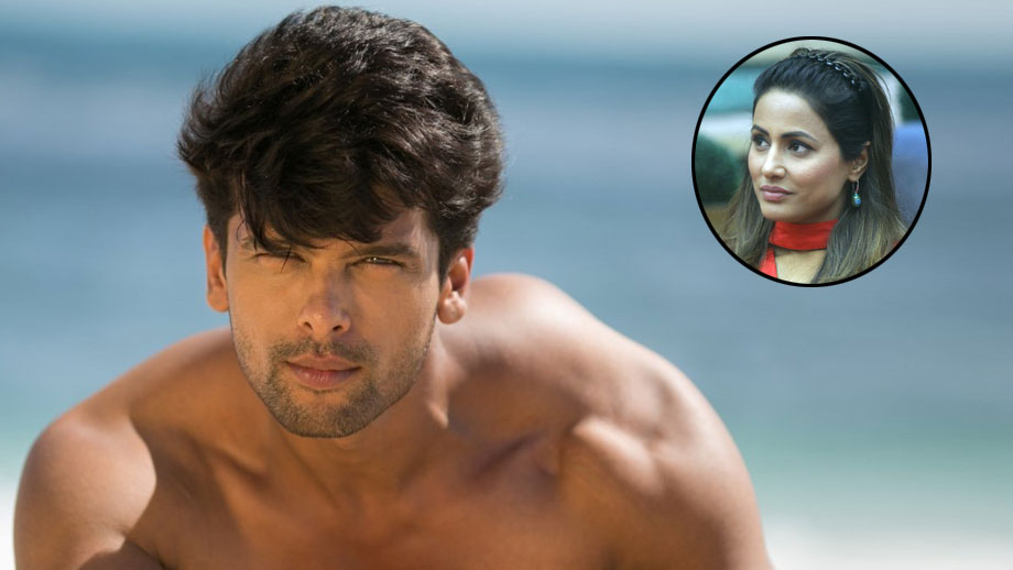 'Give that girl a break' - Kushal Tandon backs up Hina Khan