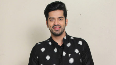 I have got a golden opportunity to play a well-established character of Parth: Rohan Gandotra