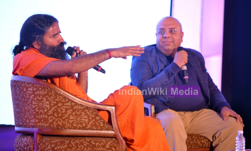In Pics: Baba Ramdev wins Impact Person of The Year 2017 15