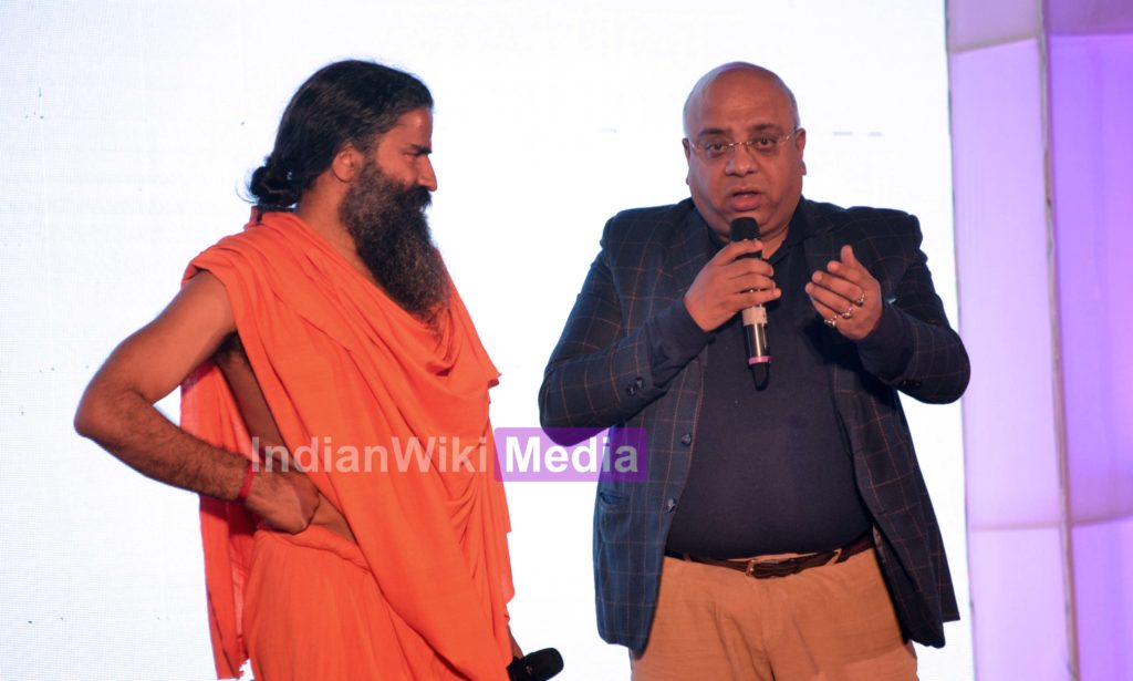 In Pics: Baba Ramdev wins Impact Person of The Year 2017 23