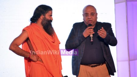 In Pics: Baba Ramdev wins Impact Person of The Year 2017 27