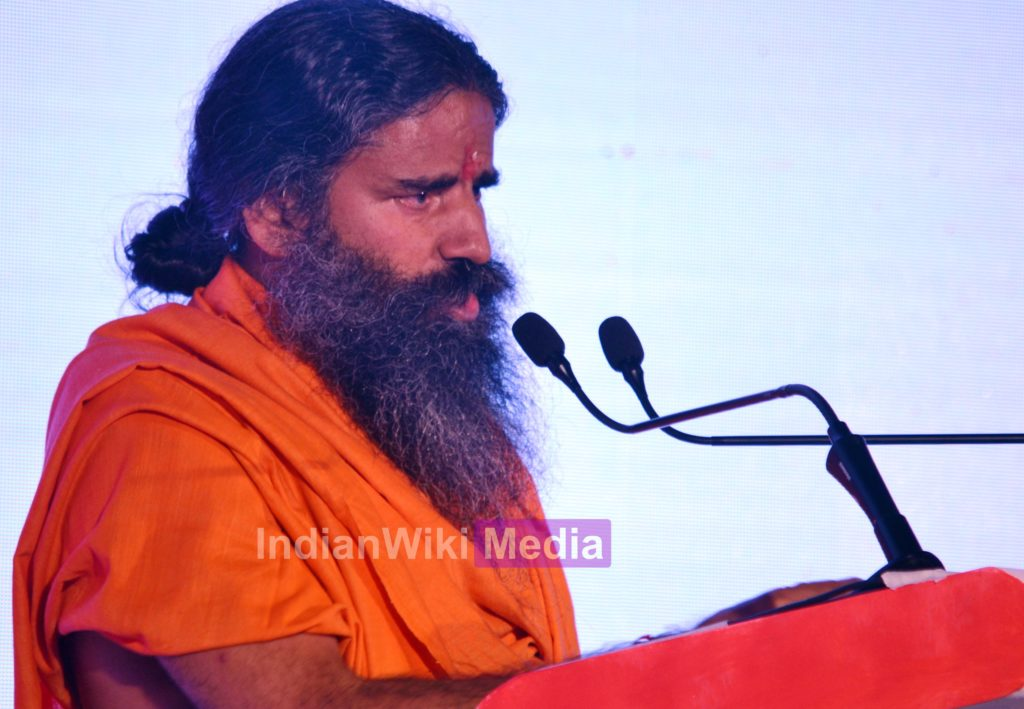 In Pics: Baba Ramdev wins Impact Person of The Year 2017 2