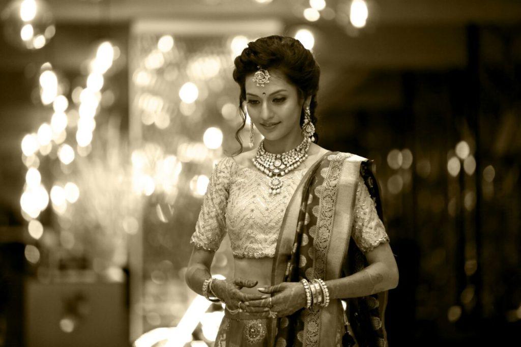 In pics: Suhani Dhanki's mehendi and sangeet 9