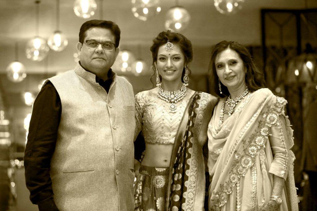 In pics: Suhani Dhanki's mehendi and sangeet 10