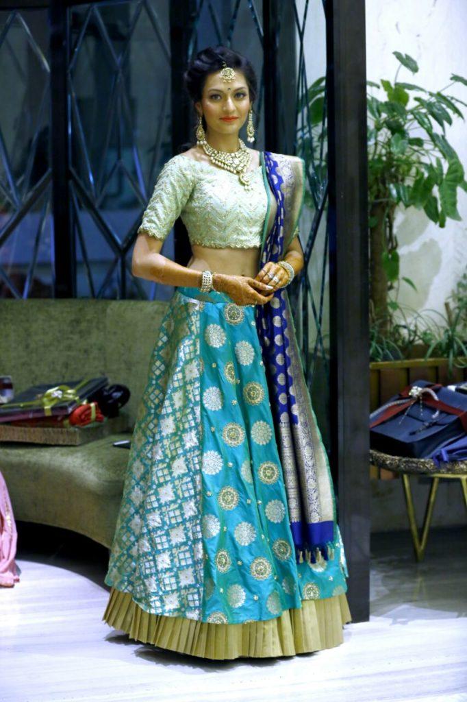 In pics: Suhani Dhanki's mehendi and sangeet 11
