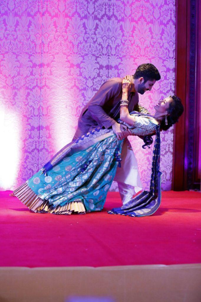 In pics: Suhani Dhanki's mehendi and sangeet 2